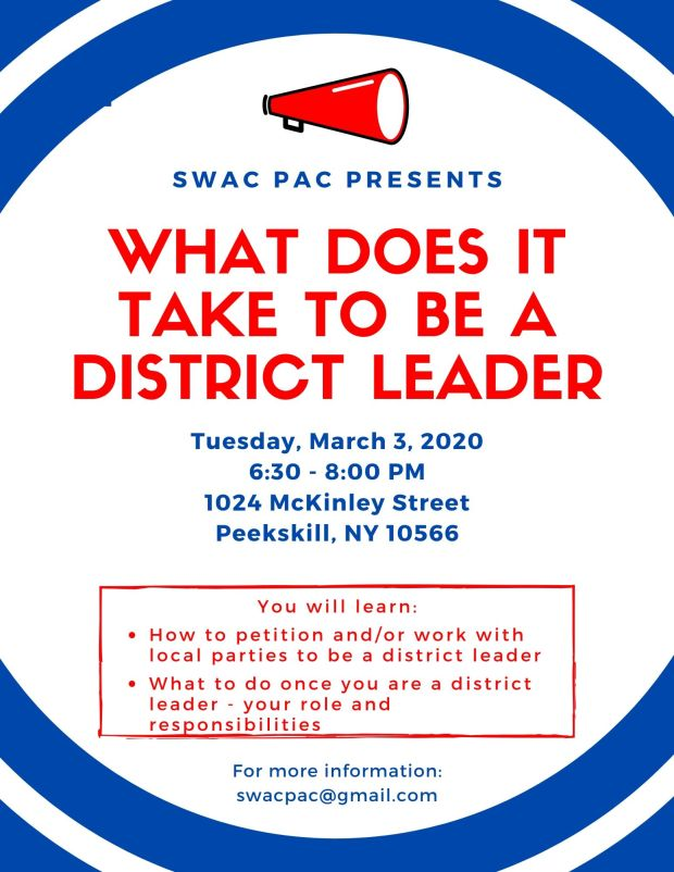 SWAC Pac District Leader Training